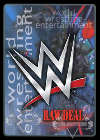 RAW DEAL Tenth Anniversary