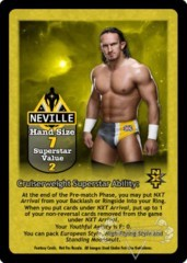 Neville Superstar Card