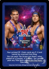American Alpha Superstar Card