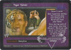 <i>Revolution</i> Tiger Tamer