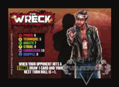 The Wreck Competitor Card (2)