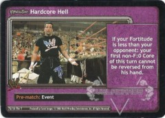 <i>Revolution</i> Hardcore Hell