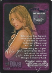 Mickie James Superstar Card