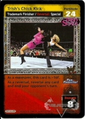 Trish's Chick Kick