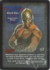 Rey Mysterio Superstar Card