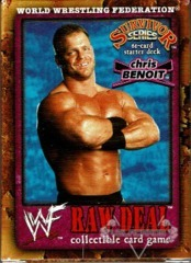 Chris Benoit Starter Deck