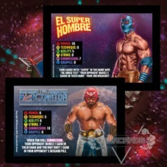 El Super Hombre vs. The Mercinator