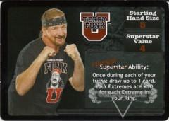 <i>Revolution</i> Terry Funk Superstar Card