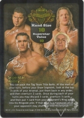 Evolution Superstar Card