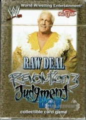 <i>Revolution</i> Ric Flair Starter Deck