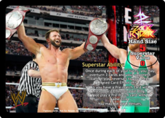Zack Ryder Superstar Card (PROMO) (2)