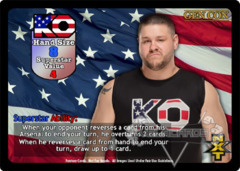 Kevin Owens Superstar Card (PROMO)