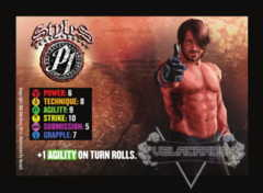 AJ Styles Competitor Card