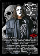 Sting Superstar Card (PROMO)