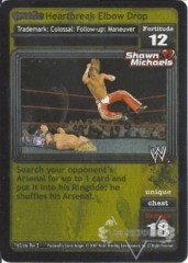 <i>Revolution</i> Heartbreak Elbow Drop