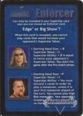 Edge or Big Show?