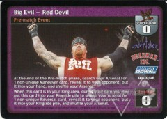 Big Evil – Red Devil