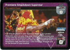Premiere Smackdown Superstar