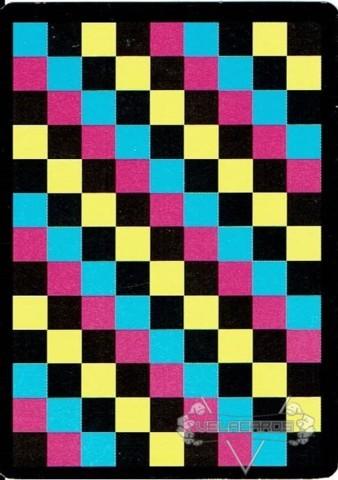 Color Test Card