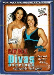 Gail Kim & Molly Holly Starter Deck