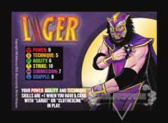 Liger Competitor Set