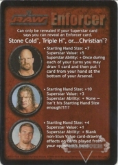 Stone Cold, Triple H, or...Christian?