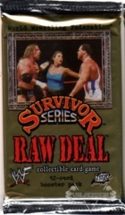 Survivor Series Booster Pack