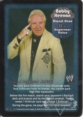 Bobby Heenan Superstar Card