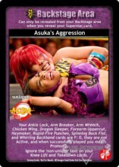 Asuka's Aggression