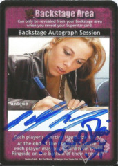 Backstage Autograph Session - New Age Outlaws