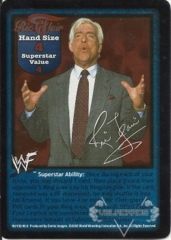 Ric Flair Superstar Card