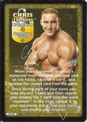 Chris Masters Superstar Card