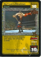 Big Freak'n Powerslam