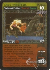 Lita's Twist of Fate - SS2