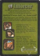 Mankind/Cactus Jack, or...Dude Love?