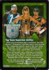 The Hurri-Friends Superstar Card