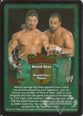Los Guerreros Superstar Card