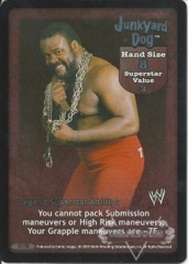 Junkyard Dog Superstar Card