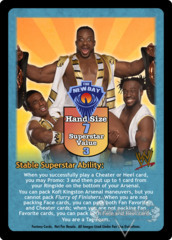 The New Day Superstar Card (Dual-sided)