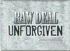 Unforgiven Rule Book