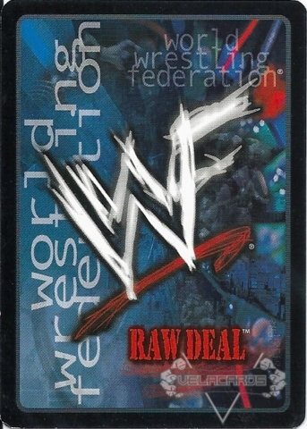 RVD Superstar Card