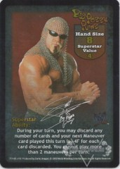Big Poppa Pump Superstar Card