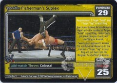 <i>Revolution</i> Fisherman's Suplex