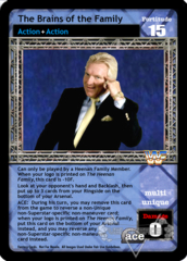 The Heenan Family Faction Playset