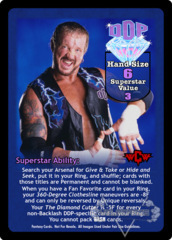 DDP Superstar Card (Dual-sided)