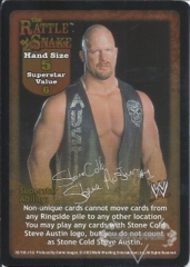 The Rattlesnake Superstar Card