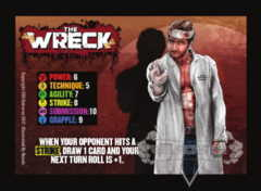 The Wreck Competitor Card (1)