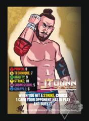JT Dunn Competitor Card (The Uprising)