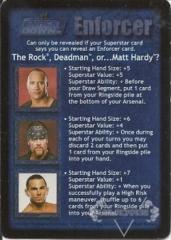 The Rock, Deadman, or...Matt Hardy?