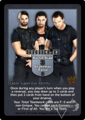 Shield Superstar Card